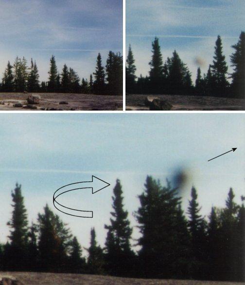 Tire Creek UFO